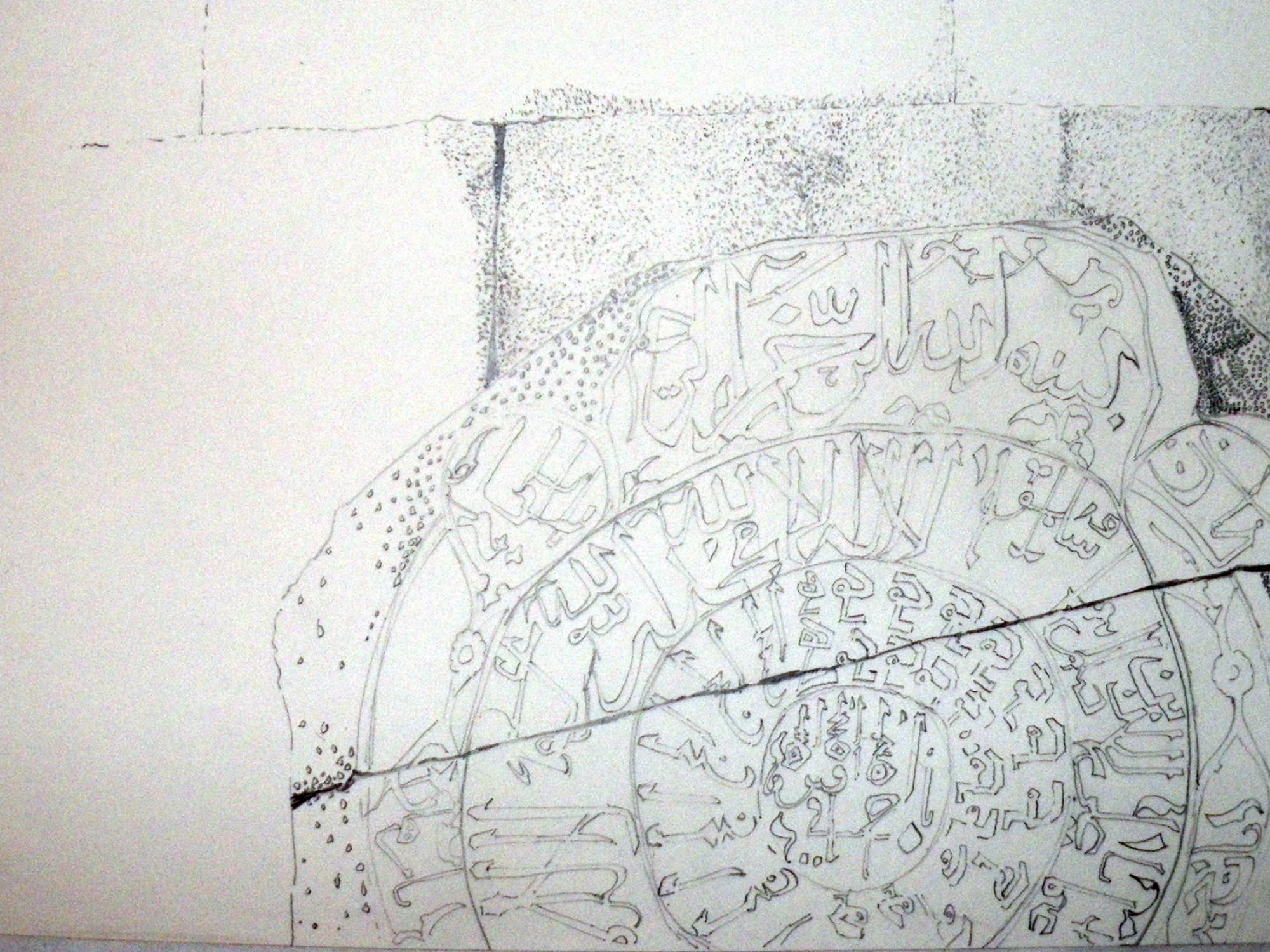 Ottoman headstone Rhodos